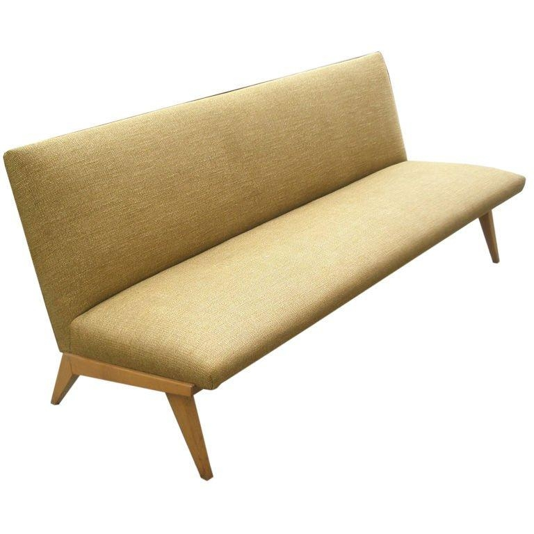 A Vintage Knoll Sofajens Risom: At 1Stdibs Intended For Knoll Sofas (View 11 of 20)