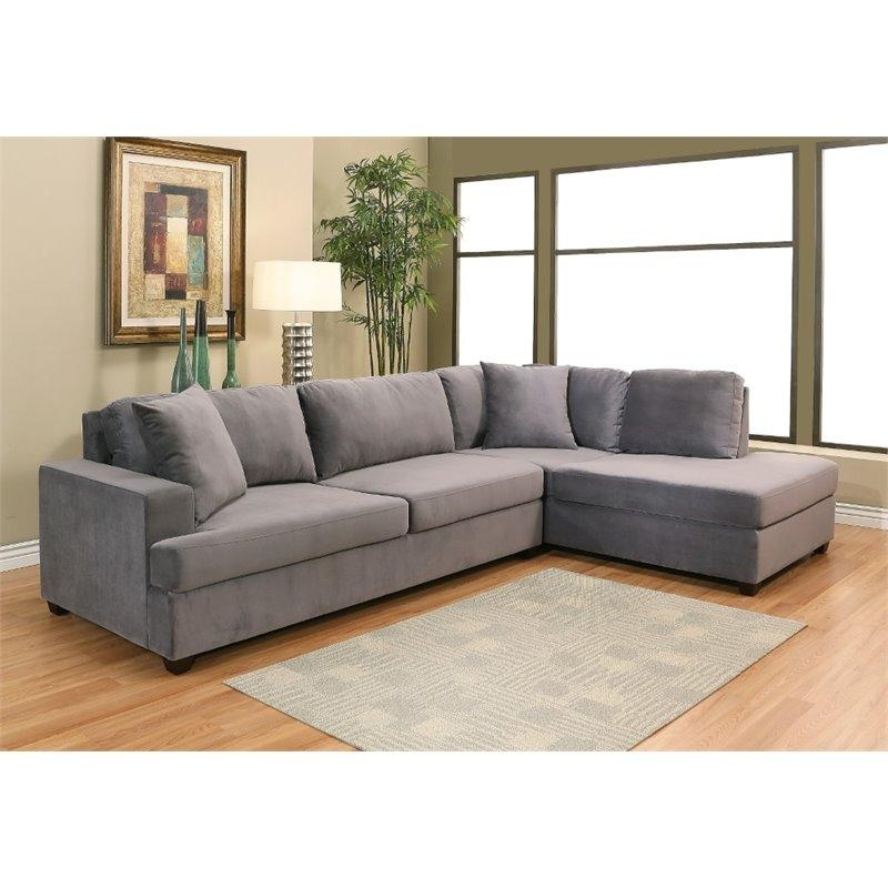 Abbyson Living Sectionals Abbyson Living Empire Reversible Inside Abbyson Sectional Sofas (Image 10 of 20)