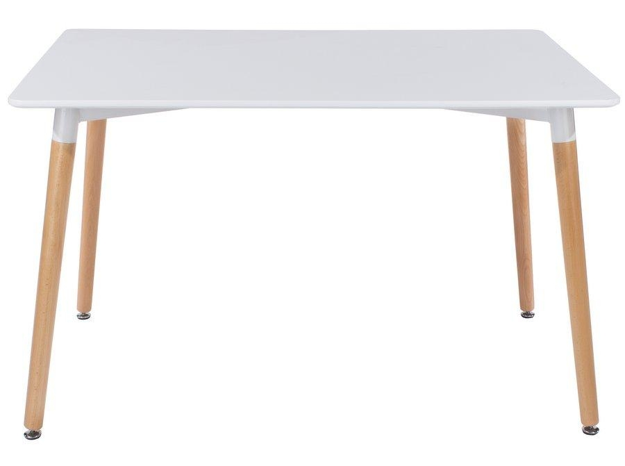 Abdabs Furniture – Aspen Rectangular White Dining Table Inside Aspen Dining Tables (View 3 of 20)