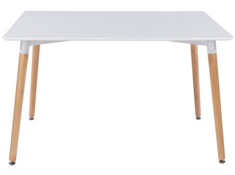 Abdabs Furniture – Aspen Rectangular White Dining Table Inside Aspen Dining Tables (Image 1 of 20)
