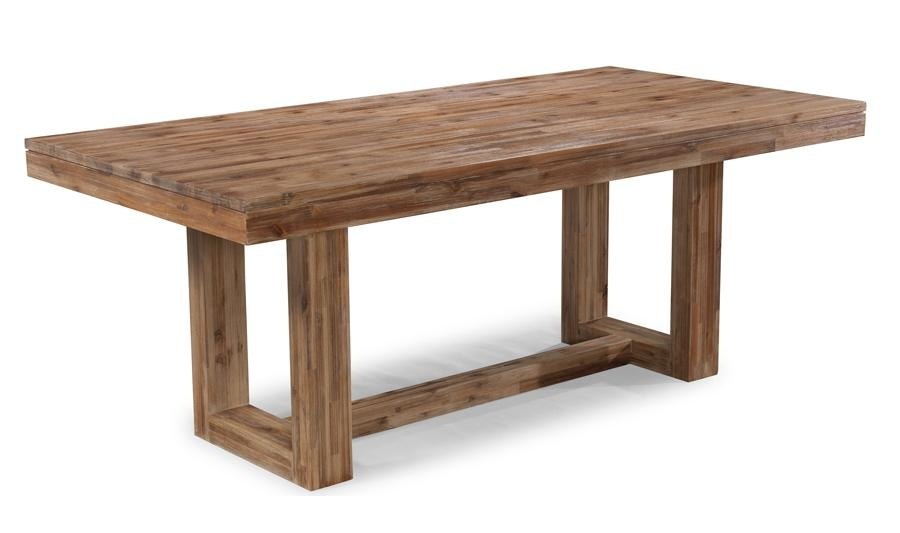 Acacia Dining Table – Home Furniture Ideas Regarding Acacia Dining Tables (Image 2 of 20)
