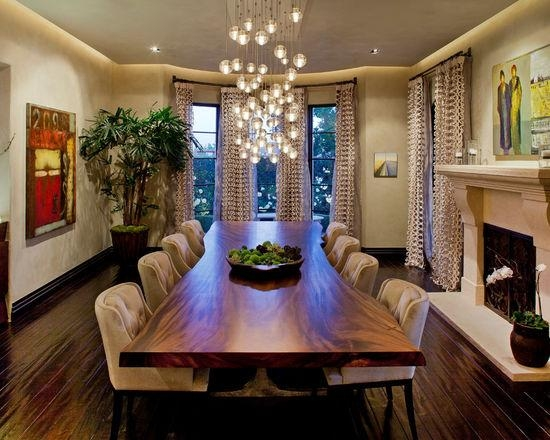 Acacia Wood Table | Houzz In Acacia Dining Tables (Image 5 of 20)