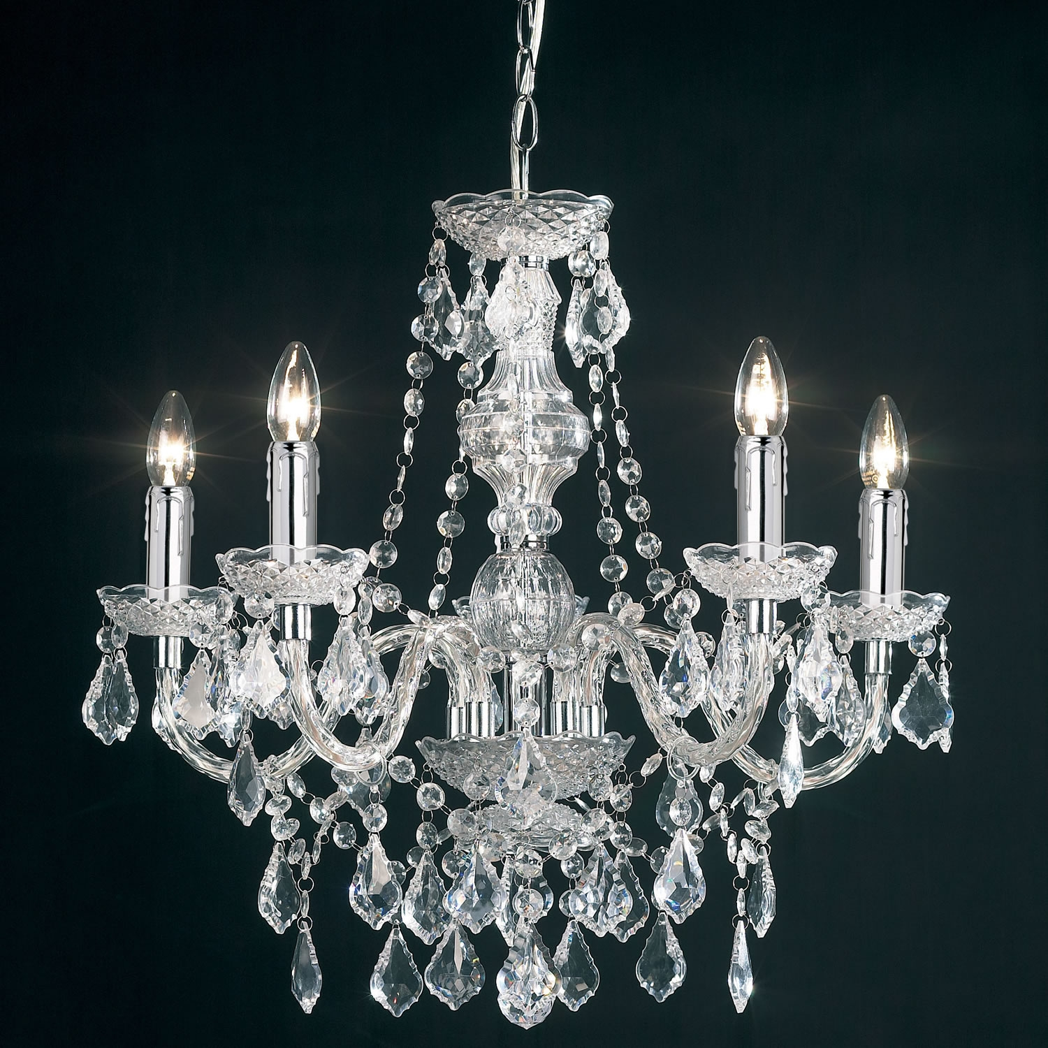 Featured Image of Acrylic Chandeliers