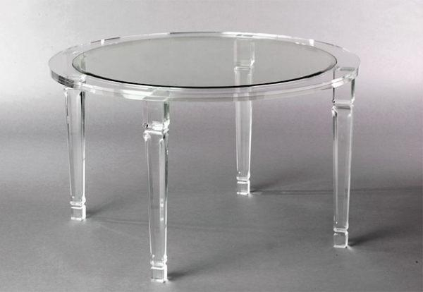 Acrylic Coffee Table Cb (Image 4 of 20)