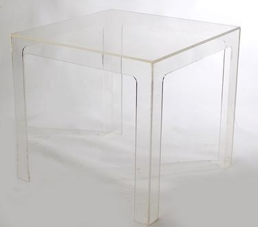 Acrylic Dining Table In Acrylic Dining Tables (Image 8 of 20)