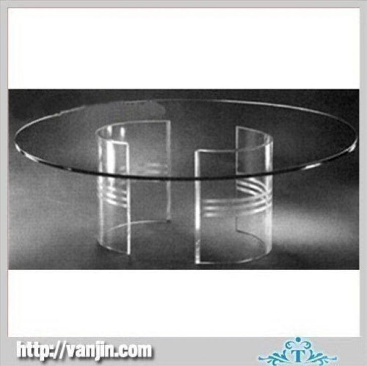 Acrylic Dining Table. Versailles Acrylic Dining Table (Image 6 of 20)