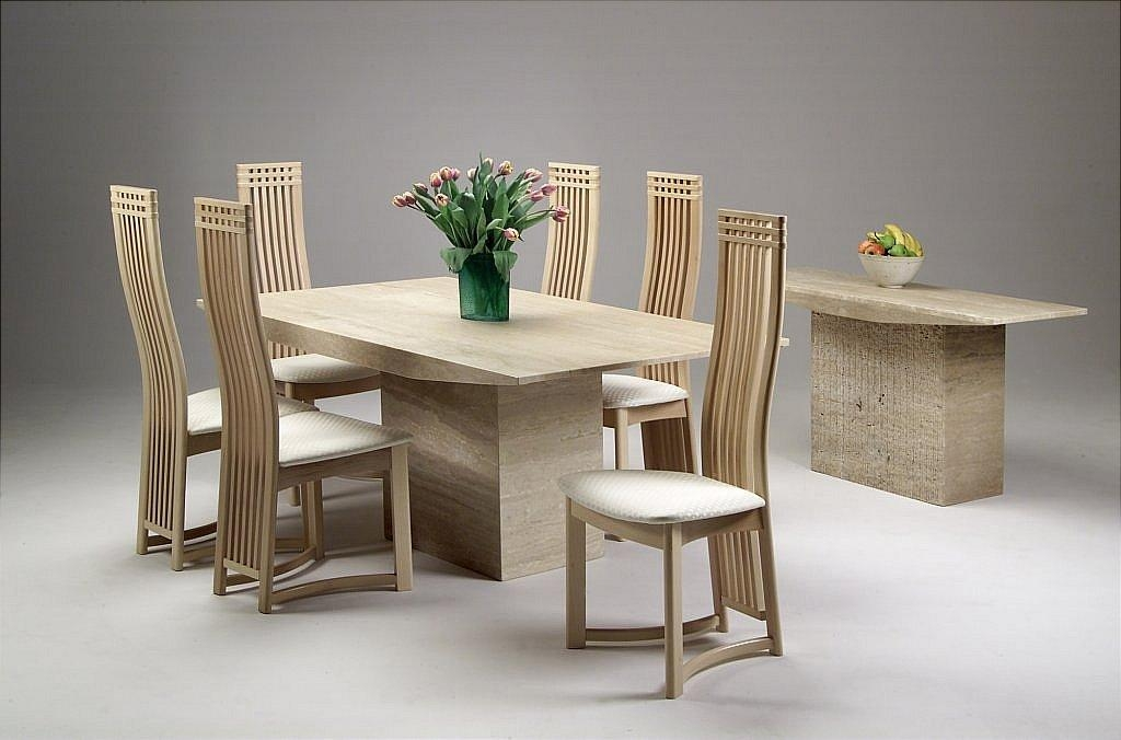 Actona – Monaco Dining Set In Monaco Dining Tables (Image 1 of 20)