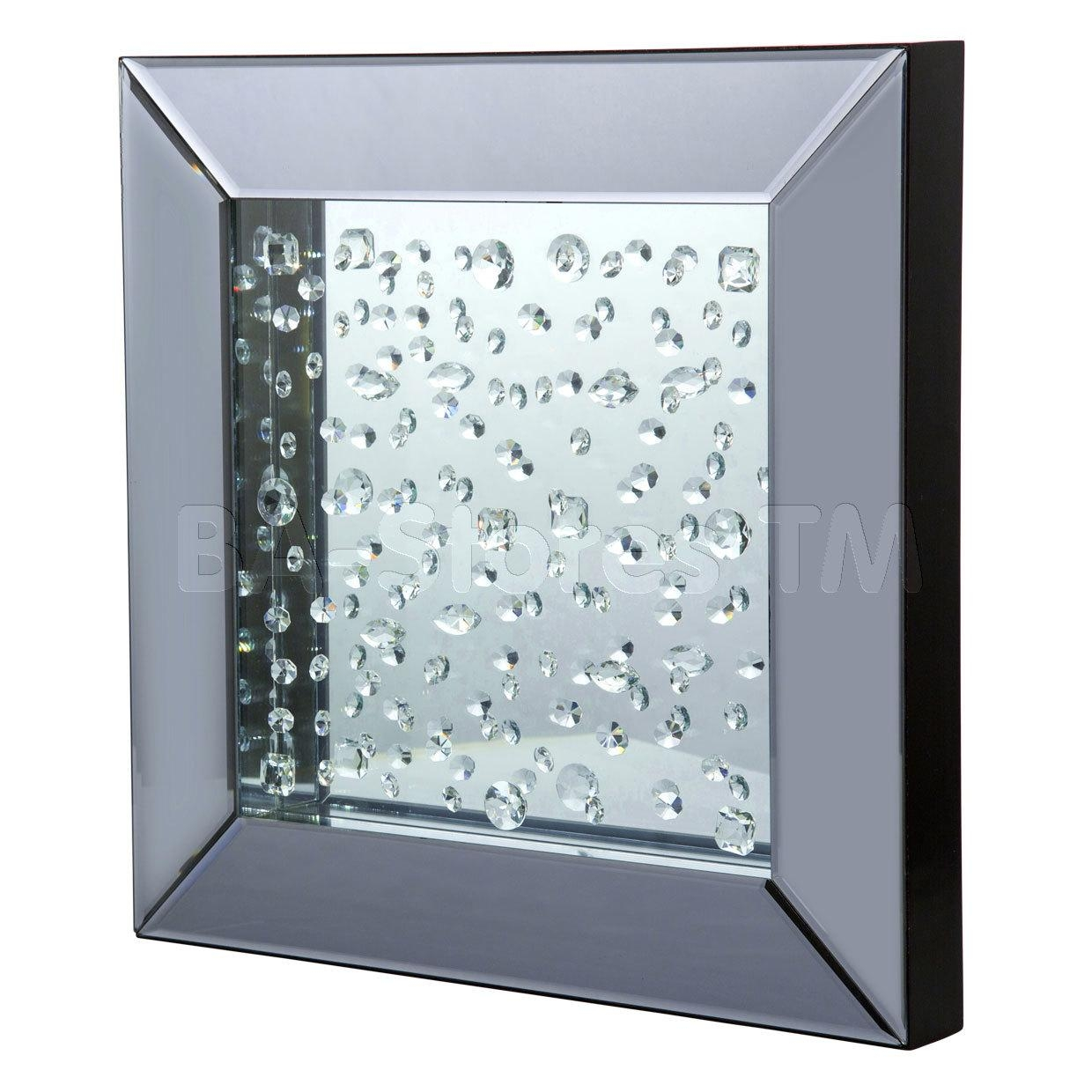 Featured Image of Mirror With Crystals