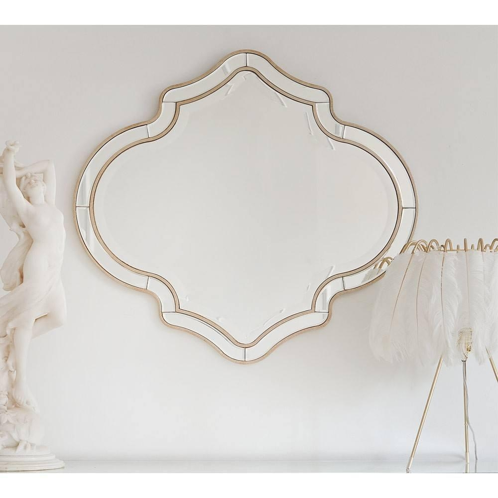 Alameda Bevelled Mirror | Luxury Mirror With Regard To Bevelled Mirror (View 16 of 20)