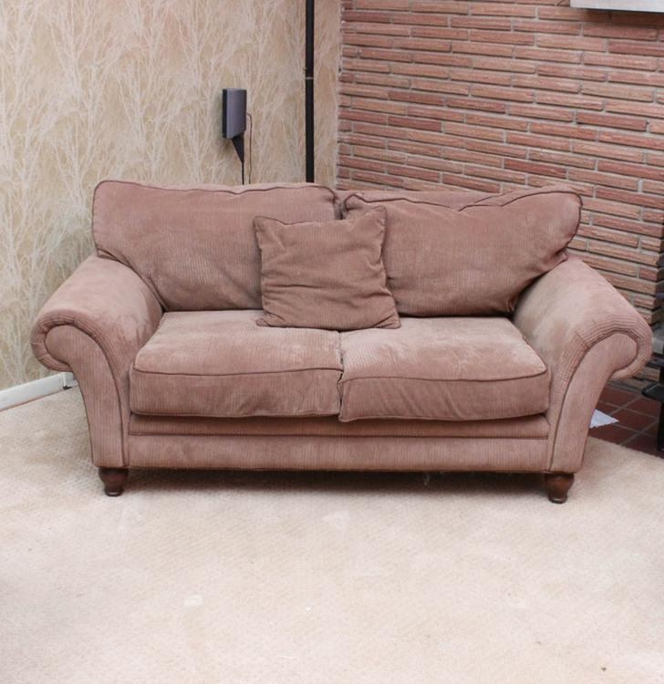 Alan White Loveseat Superb How Much Does A Cost Split Back Twill Pertaining To Alan White Loveseats (Image 9 of 20)