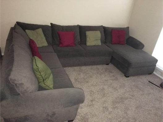 Alan White Sectional For Sale In Dallas, Tx – 5Miles: Buy And Sell Pertaining To Alan White Couches (Image 8 of 20)