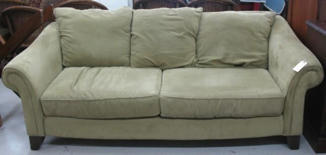 Alan White Sofa Alan White 37800 Contemporary 3 Seat Sofa With Alan White Sofas (View 6 of 20)