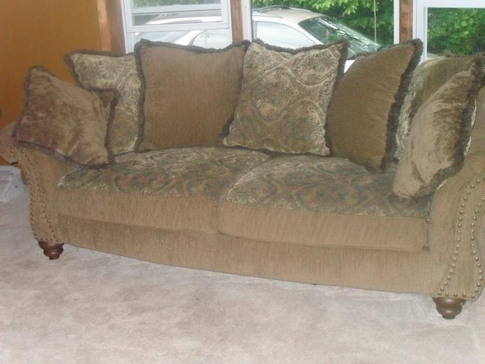 Alan White Sofa And Loveseat Chair 14 Image 12 For