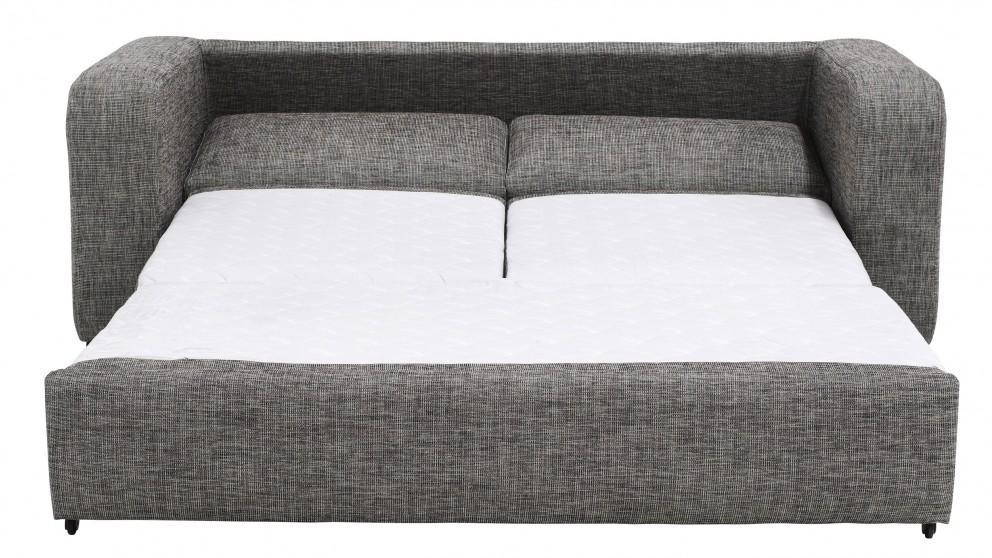 Alice Fabric Queen Sofa Bed – Sofa Beds – Living Room – Furniture In Queen Sofa Beds (Image 1 of 20)