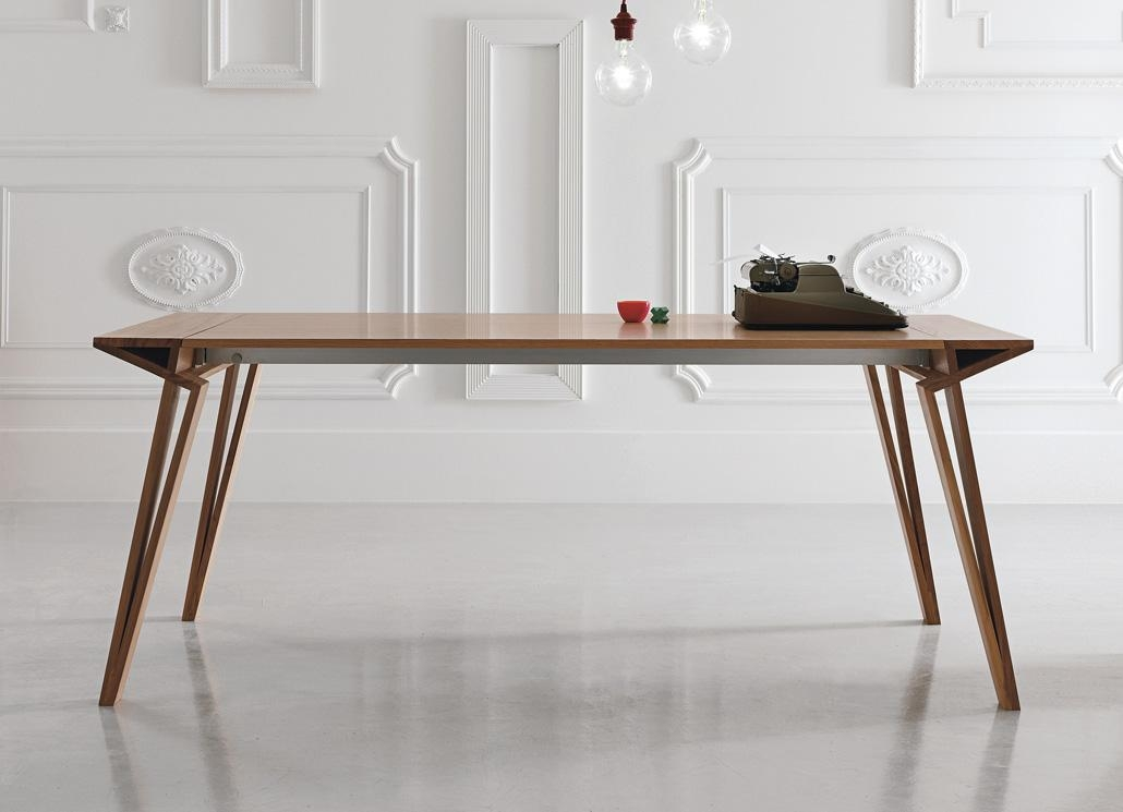 Alivar Oblique Extending Dining Table – Alivar Furniture At Go In Dining Tables London (Image 3 of 20)