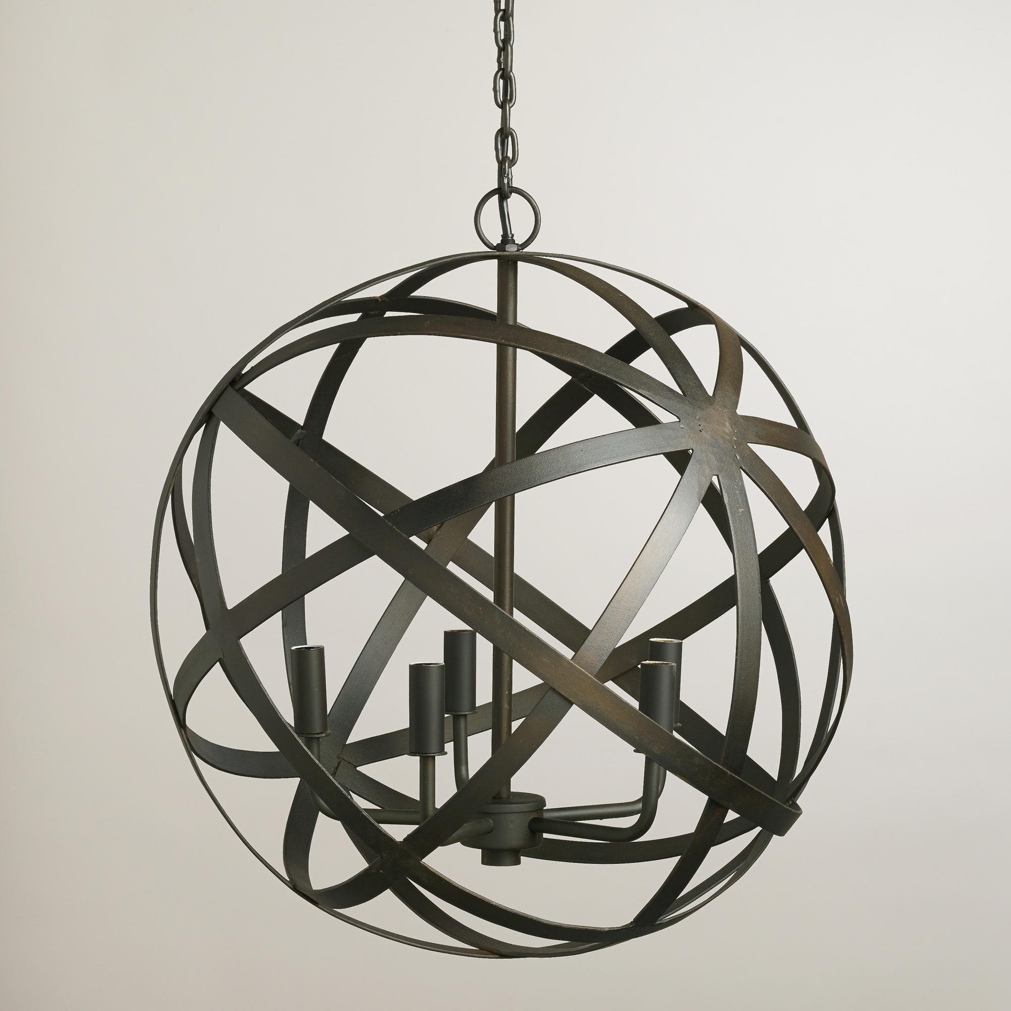 Alluring Unique Hanging Lights With Tree Dining Pendant Lamp Intended For Metal Ball Candle Chandeliers (Image 1 of 25)