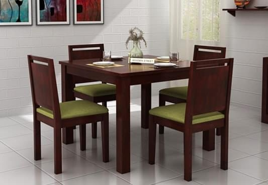 Amazing 4 Seat Dining Table And Chairs 70 About Remodel Glass With 4 Seat Dining Tables (Image 5 of 20)