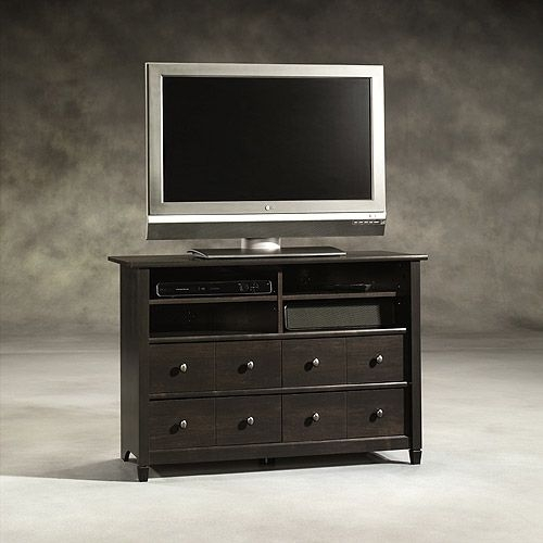 Amazing Best Black TV Stands With Drawers For Best 20 Tall Tv Stands Ideas On Pinterest Tall Entertainment (Image 1 of 50)