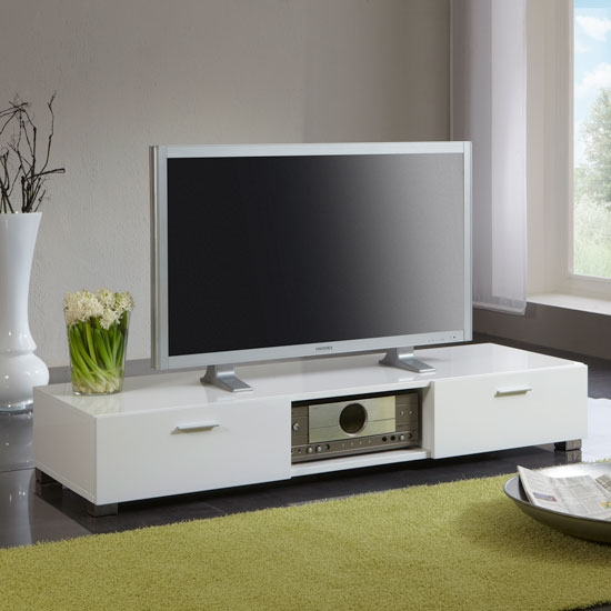 Amazing Best Cheap White TV Stands Within How To Furnish My Home Interior Design Ideas For Your Home (Image 1 of 50)