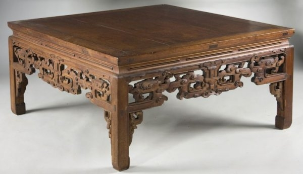 Amazing Best Chinese Coffee Tables Throughout Chinese Coffee Table (Image 1 of 50)
