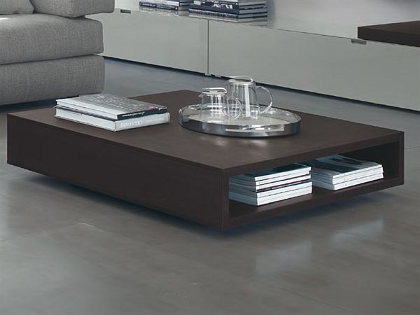 Amazing Best Large Low Square Coffee Tables Pertaining To Coffee Table Remarkable Low Coffee Table In Your Room Modern (Image 1 of 50)