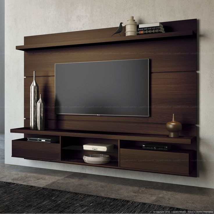Amazing Best Modern TV Cabinets For Flat Screens For Best 25 Tv Cabinets Ideas On Pinterest Wall Mounted Tv Unit Tv (Image 1 of 50)