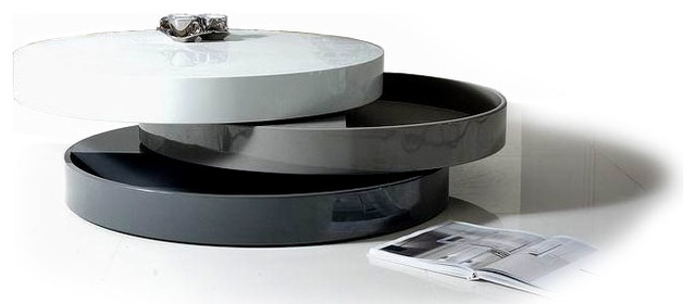 Amazing Best Round Coffee Table Storages For Magnificent Round Storage Coffee Table Ideas (Image 1 of 50)