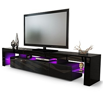 Amazing Best Shiny Black TV Stands Within High Gloss Black Tv Cabinet Bar Cabinet (Image 1 of 50)