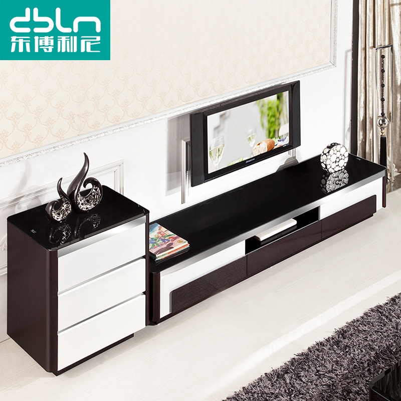 Amazing Best Stylish TV Cabinets Intended For East Bollini Drawers Modern Minimalist Living Room Tv Cabinet (Image 1 of 50)
