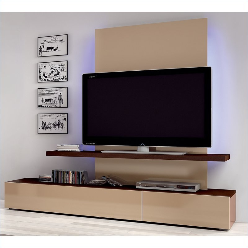 Amazing Best TV Stand Wall Units Within Tv Stand Wall Unit Home Design Ideas (Image 1 of 50)