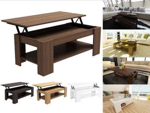 Amazing Brand New Coffee Tables Top Lifts Up Regarding Mainstays Lift Top Coffee Table (View 19 of 50)