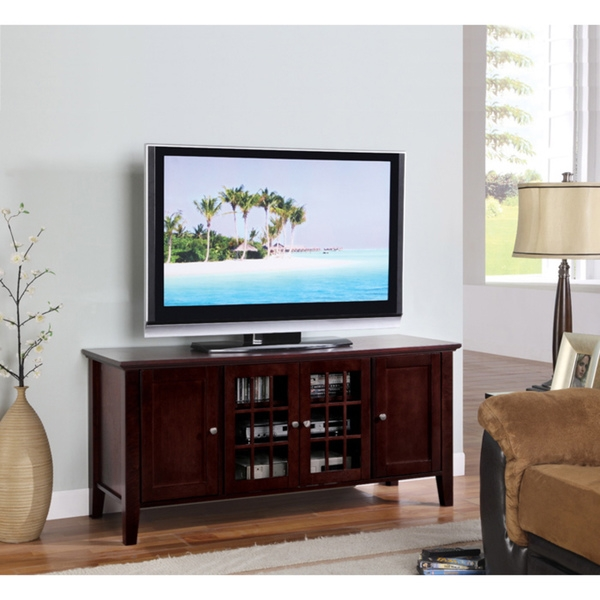 Amazing Brand New Grey Wood TV Stands Inside Tv Stands Outstanding Cherry Tv Stand 2017 Design Light Cherry Tv (Image 1 of 50)