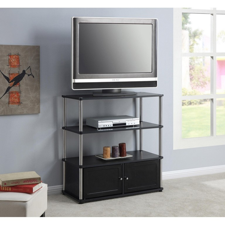 Amazing Brand New Modern TV Cabinets For Flat Screens Within Flat Screen Tv Wall Unit Designs Full Size Of Furnituremodern (Image 2 of 50)