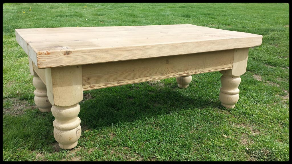 Amazing Brand New Square Pine Coffee Tables With Regard To Square Pine Coffee Table Coffee Table Design Ideas (Image 1 of 50)