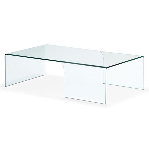 Amazing Brand New Transparent Glass Coffee Tables With 38 Best Glass Coffee Tables Images On Pinterest (Image 2 of 50)