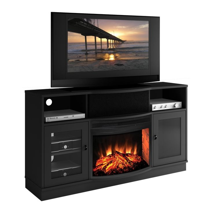 Amazing Brand New Unique Corner TV Stands Throughout Best 20 Fireplace Tv Stand Ideas On Pinterest Stuff Tv Outdoor (Image 1 of 50)