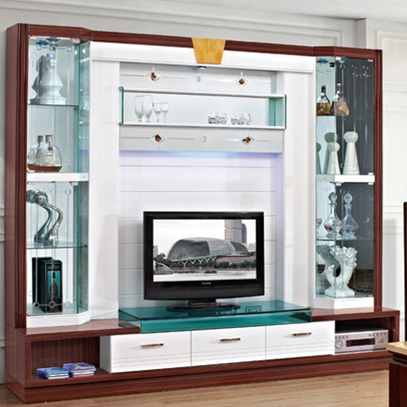 Amazing Brand New Wall Display Units & TV Cabinets Within Unit Wavelength Picture More Detailed Picture About Small Wine (Image 1 of 50)