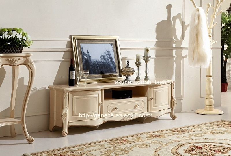 Amazing Common Antique Style TV Stands Inside Tv Chest Bedroom Universalcouncil (Image 1 of 50)