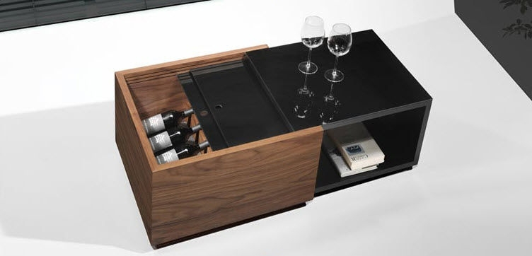 Amazing Common Coffee Tables With Box Storage For Contemporary Coffee Table Oak Rectangular With Storage (Image 1 of 50)