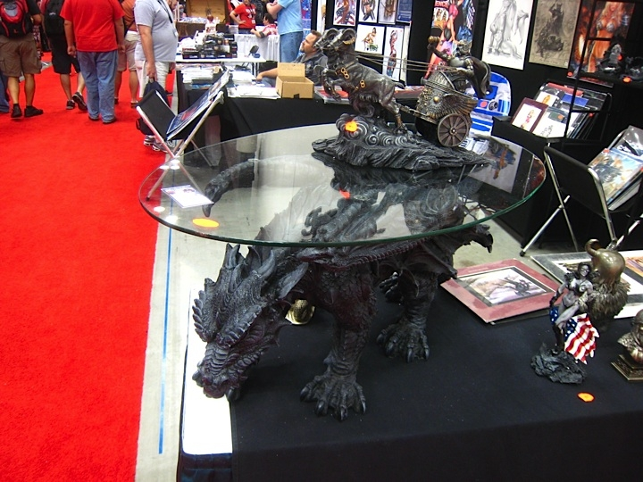 Amazing Common Dragon Coffee Tables Inside Dragon Glass Top Coffee Table Worldtipitaka (Image 3 of 50)