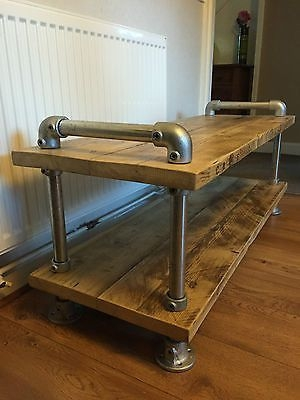 Amazing Common Industrial Style TV Stands For 467 Best Pipe Fittings Images On Pinterest Industrial Pipe Pipe (Image 1 of 50)