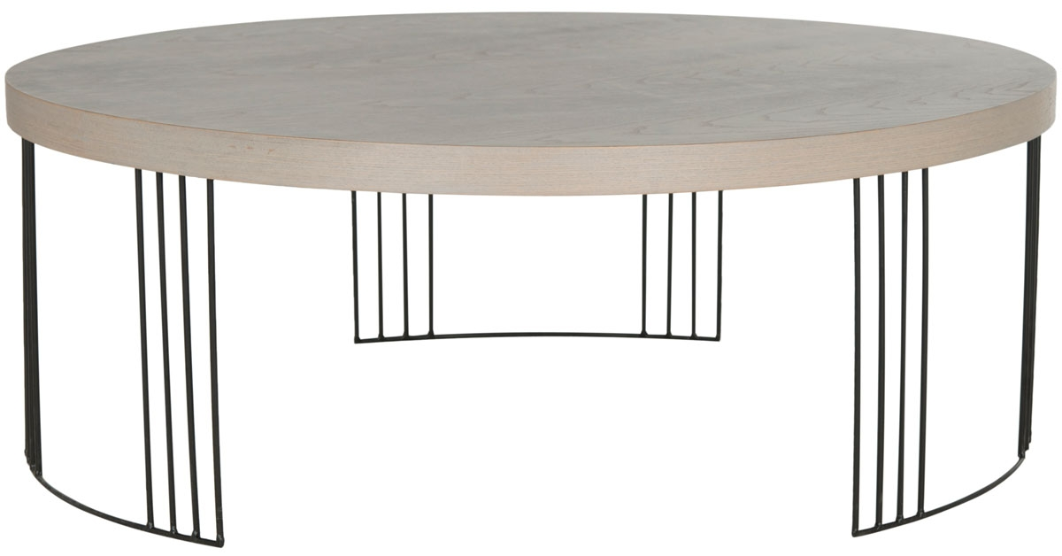 Amazing Common Safavieh Coffee Tables With Regard To Fox4200b Coffee Tables Furniture Safavieh (Image 1 of 50)
