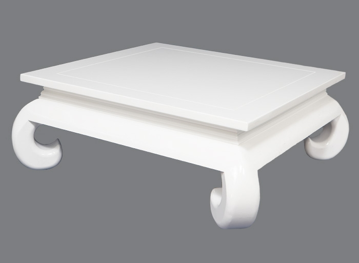Amazing Common Square White Coffee Tables With Square White Coffee Table (View 29 of 50)