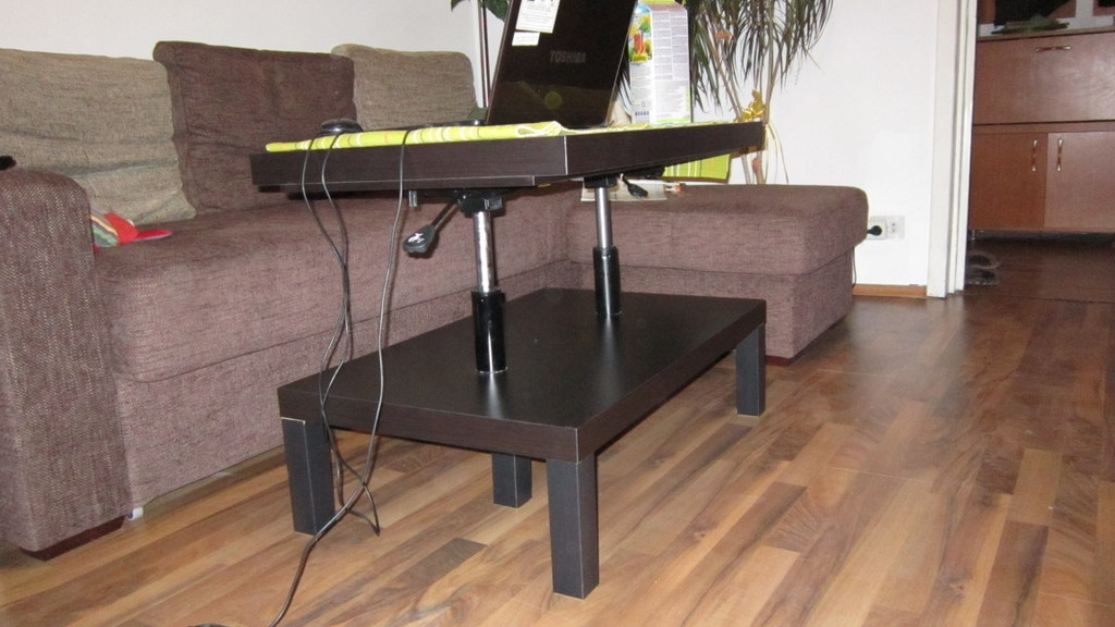 Amazing Common Swing Up Coffee Tables Intended For Lift Coffee Table Diy Coffee Addicts (Image 3 of 40)
