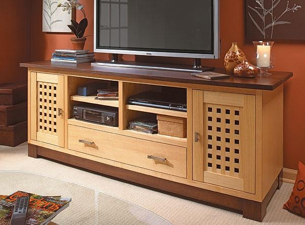 Amazing Common Telly TV Stands Within Tv Stand Plans Corner Tv Stand Plans The Faster Easier Way To (View 20 of 50)