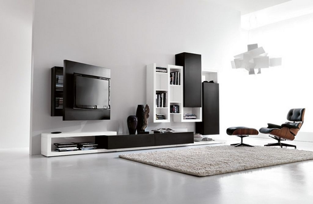 Amazing Deluxe Modern Design TV Cabinets In Living Room Furniture Modern Design Delectable Inspiration Living (Image 1 of 50)
