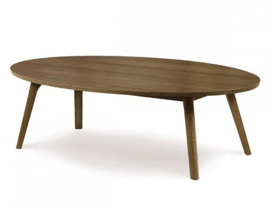 Amazing Deluxe Oval Walnut Coffee Tables In Oval Walnut Coffee Table Idi Design (Image 2 of 50)