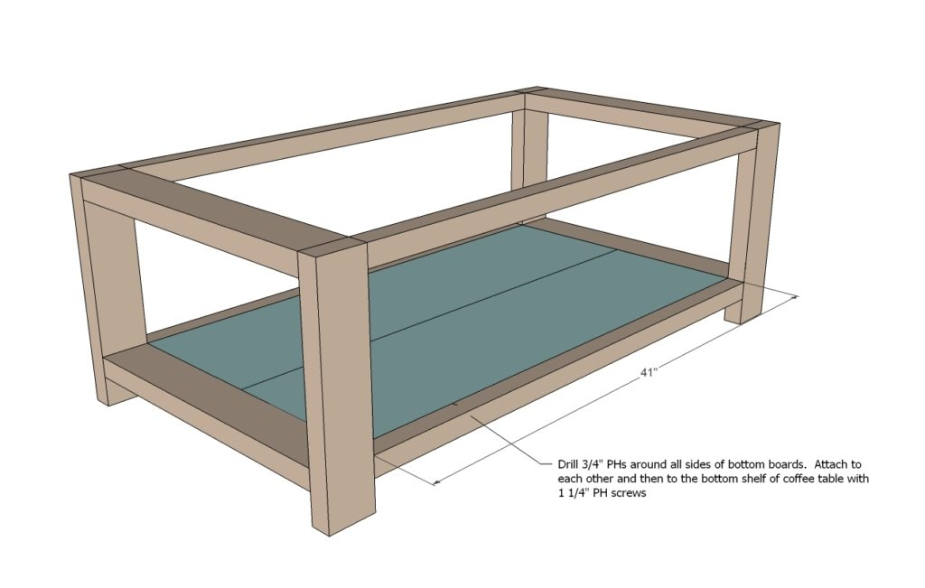 Amazing Deluxe Rustic Coffee Tables With Bottom Shelf Intended For Rustic X Coffee Table (View 31 of 50)