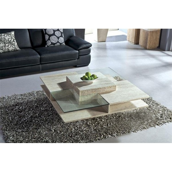 Amazing Deluxe Square Stone Coffee Tables With Coffee Table Best Stone Coffee Table Top Round Stone Coffee Table (Image 1 of 40)