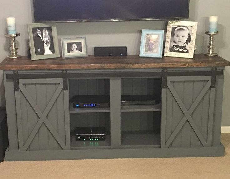50 TV Stands And Computer Desk Combo